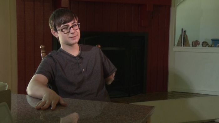 Shark attack victim speaks out_21874