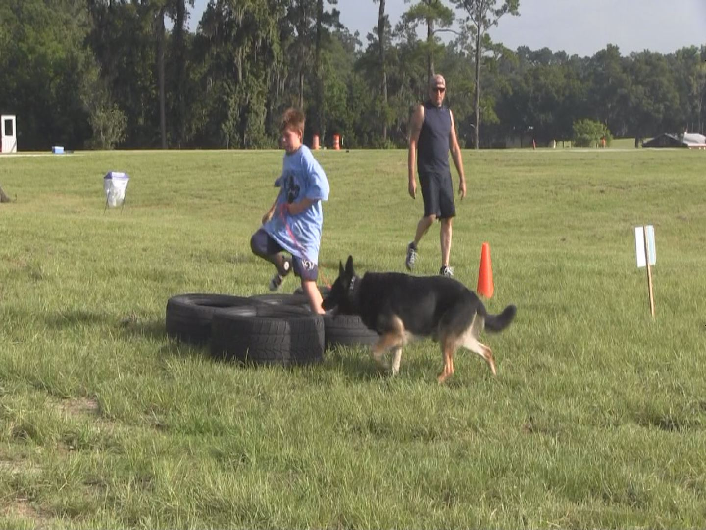 Canine Combat Challenge in Hinesville in August 2015._29899