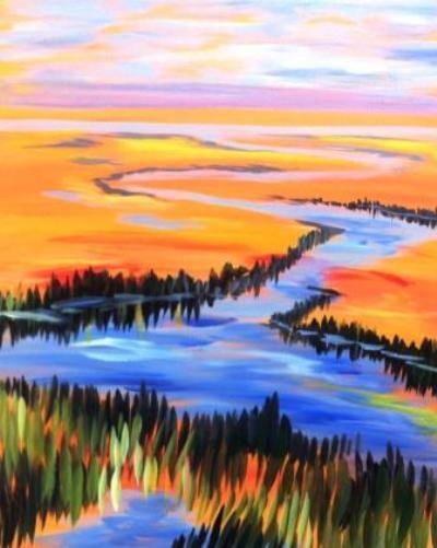 Art Bash The Marsh Sarah_47896