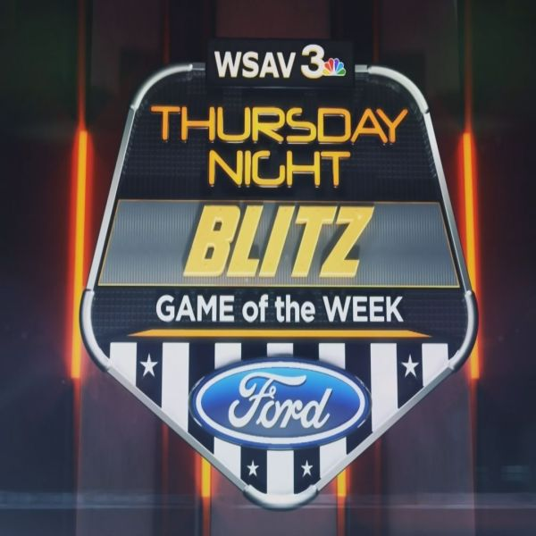 WSAV THURSDAY NIGHT BLITZ GAME OF WEEK_18898