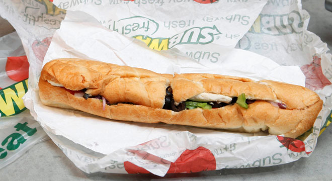 Subway switching to meats not raised with antibiotics._58100