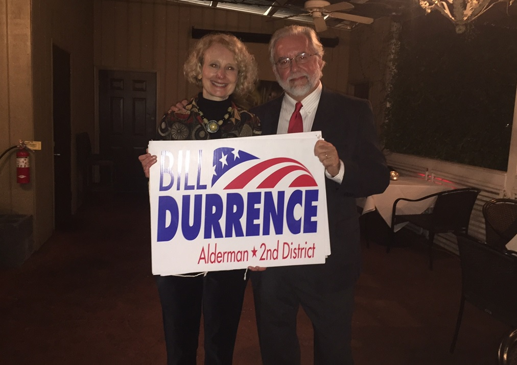 Bill Durrence Wins Run-Off Election_73113