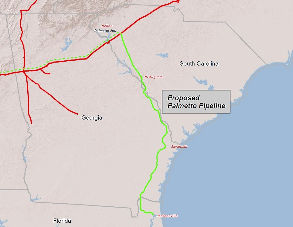 Kinder Morgan makes it Official, Appealing Palmetto Pipeline Decision (Image 1)_11488