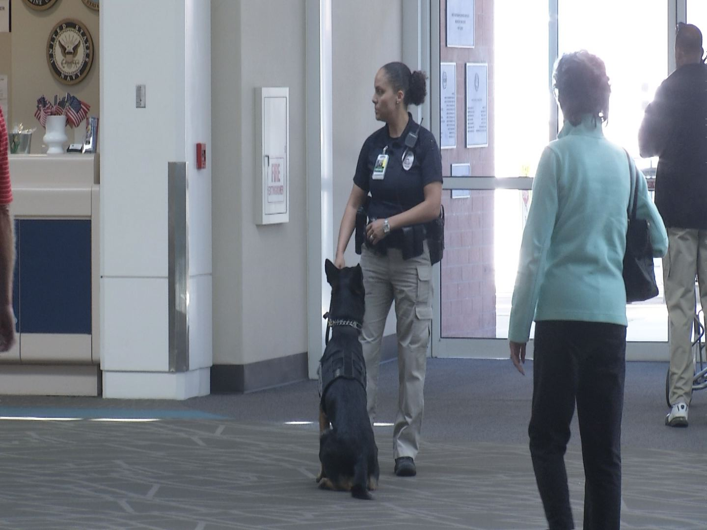 airport dog pic_105750