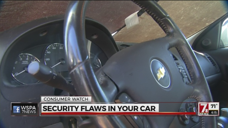 Security flaw in your car can make you vulnerable to hackers