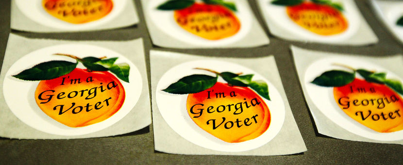 Voters Head To Polls On Super Tuesday_90311