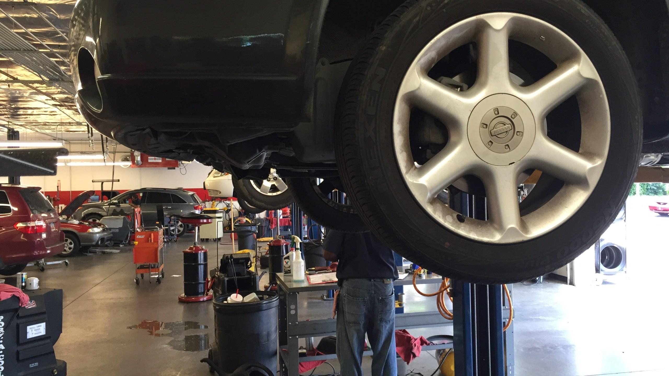 AAA repair shop_138151