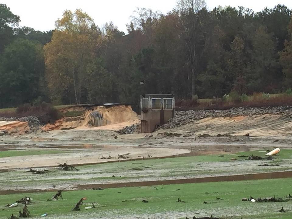 Fort Jackson Dam Rebuild_180804