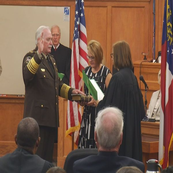 Sheriff John Wilcher Swearing In Ceremony_185535
