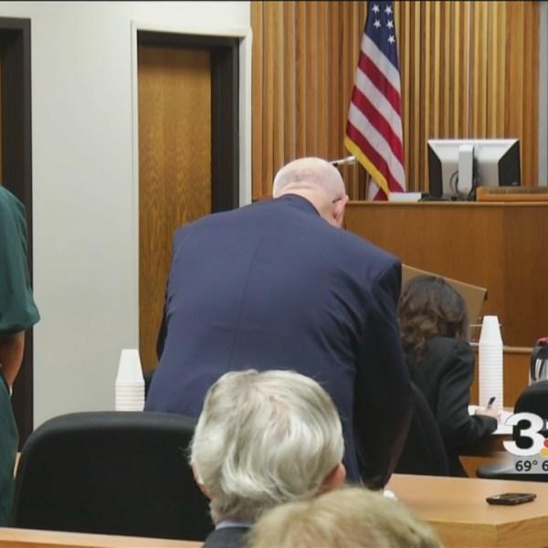 Kevin Palmer Sentencing