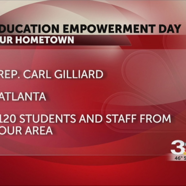 Rep. Carl Gilliard hosts Education Empowerment Day at the Capitol