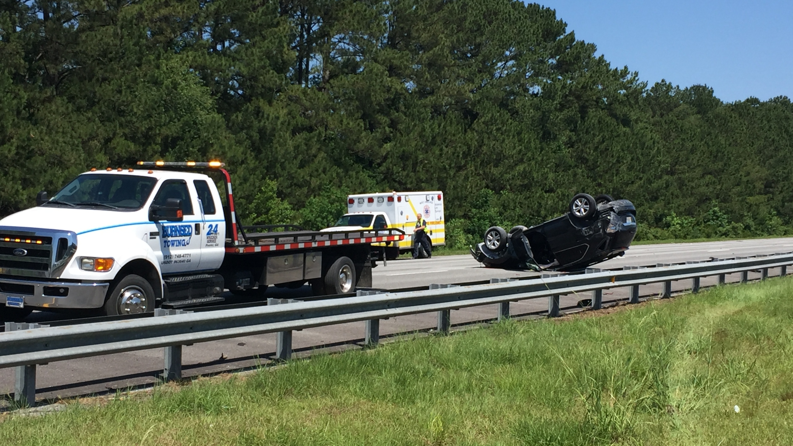 Traffic update: I-95 Southbound now open after accident