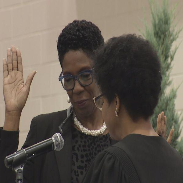 Dr. Ann Levett Oath of Office_249395