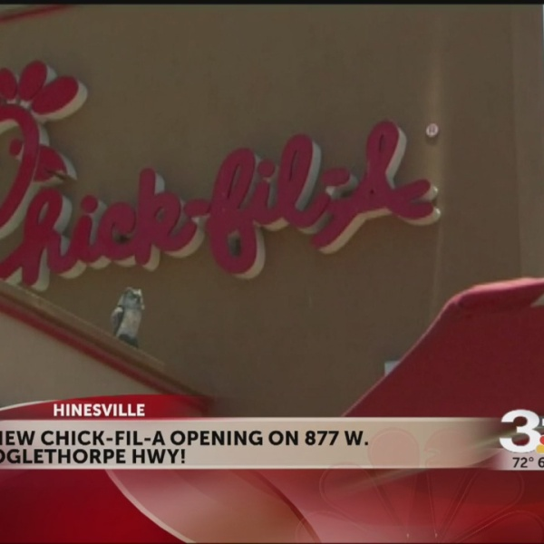 Chick-Fil-A opening in Hinesville_262177