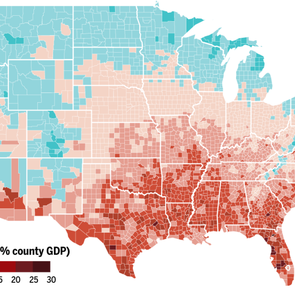 Climate change cost to county_263306