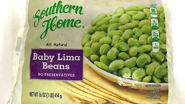 Southern Home Lima Bean recall_252498