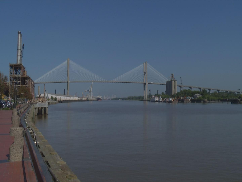 The Talmadge Bridge_285858