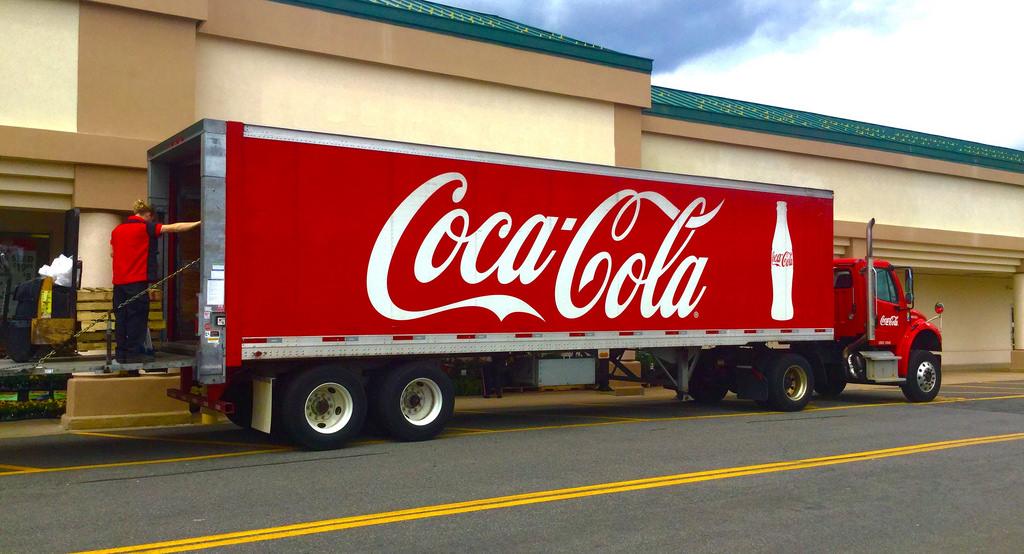 coca cola truck_322715