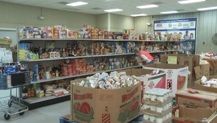 america's second harvest food bank_334428