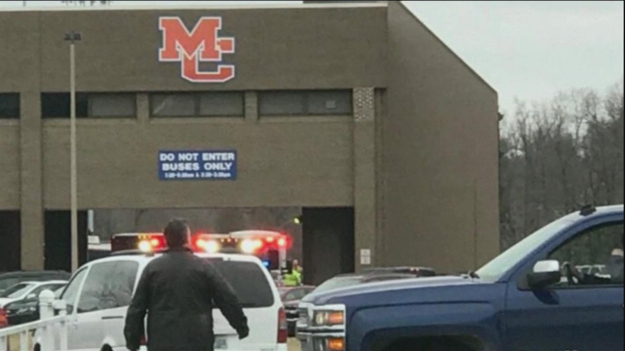 Kentucky school shooting