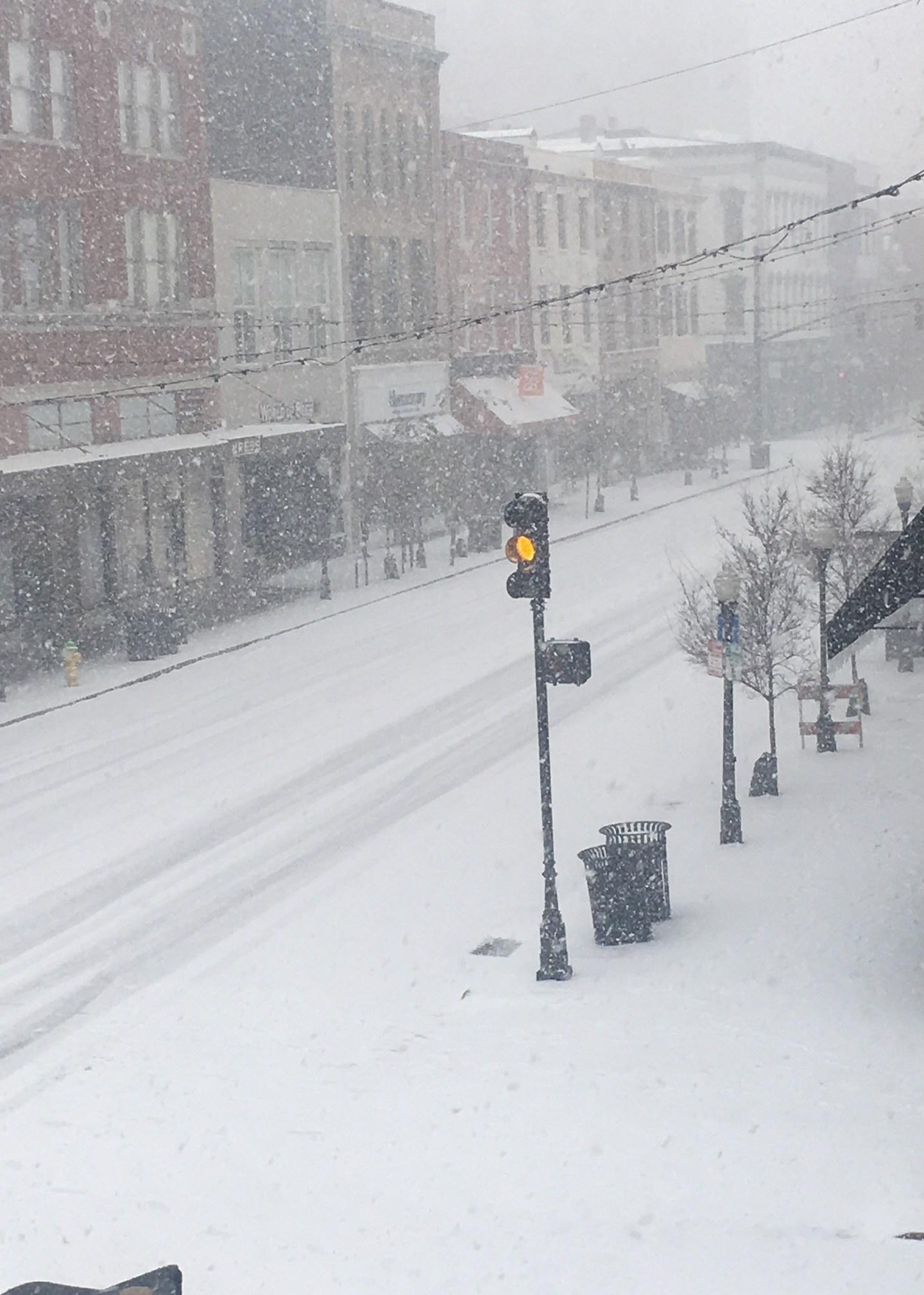 snow on Broughton Street_348374