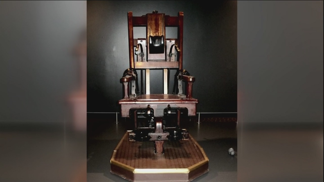 electric chair_369964