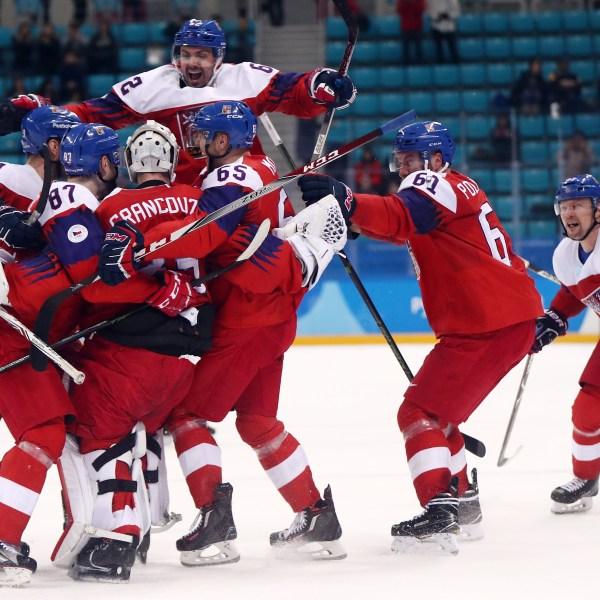 Ice Hockey – Winter Olympics Day 12_370103