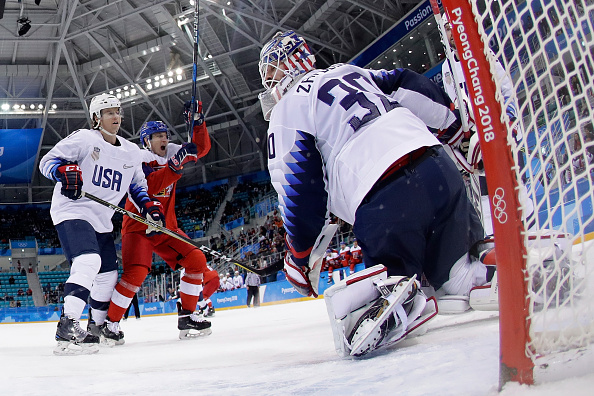 Ice Hockey – Winter Olympics Day 12_370544