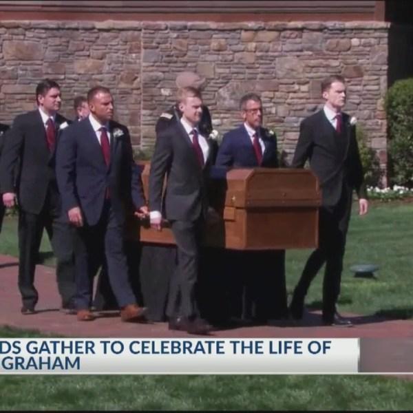Celebrating the life of Rev. Billy Graham