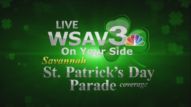 St. Patrick's Day Parade 2018 (Part 1)