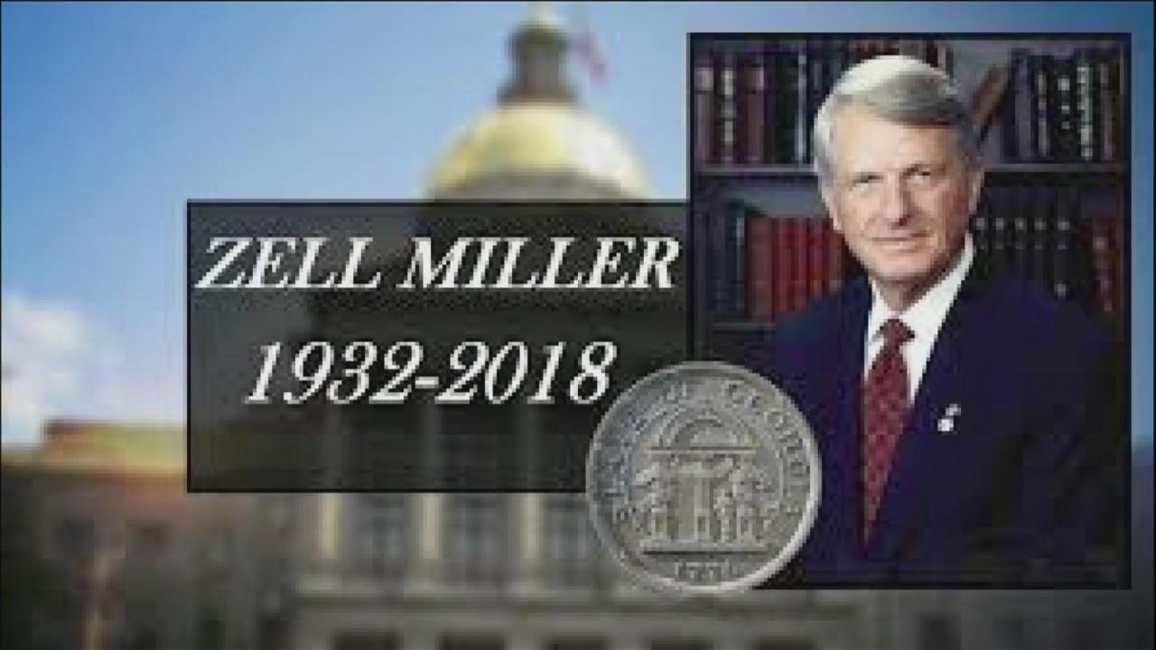 Zell Miller dies at 86