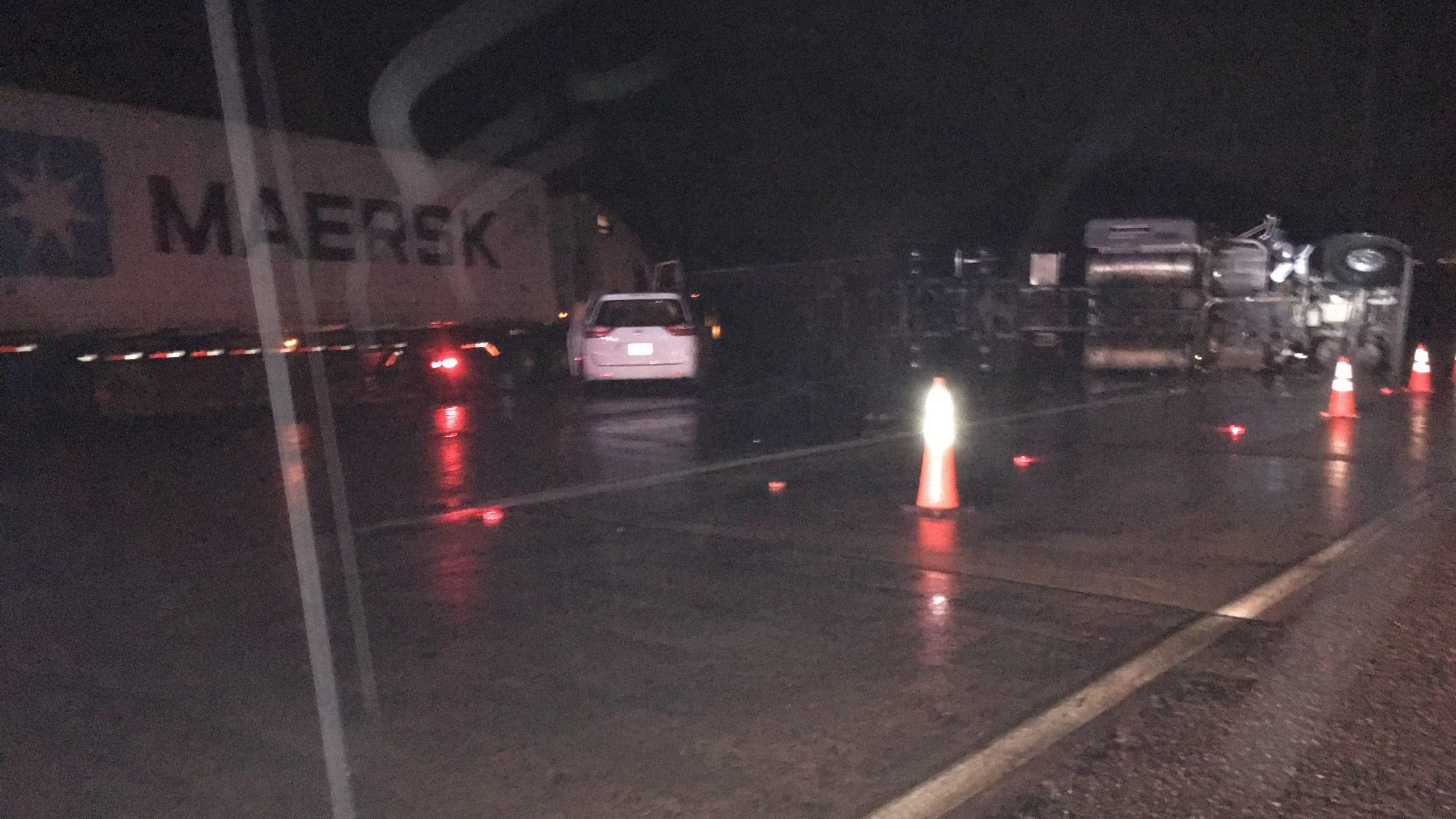 Accident on I-95 near Yemassee_382184
