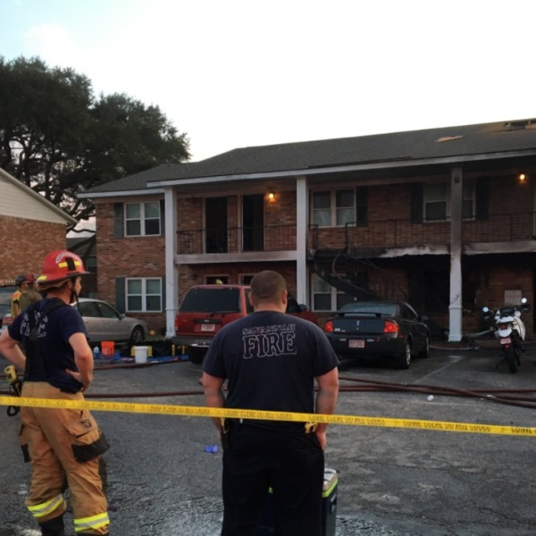 Kingstown Apartment Fire_377966