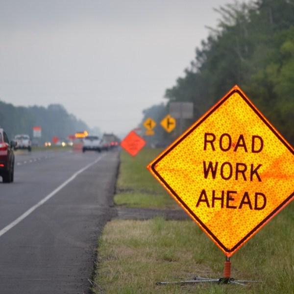 road work gdot