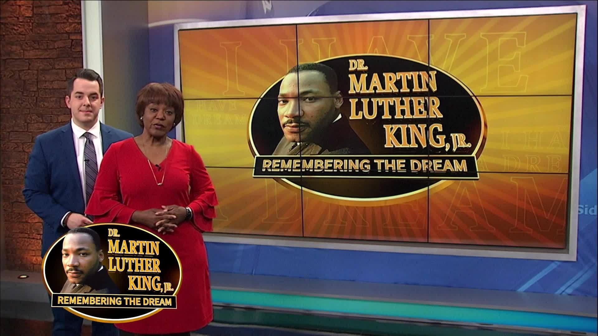WSAV's Presentation of MLK -- Remembering The Dream