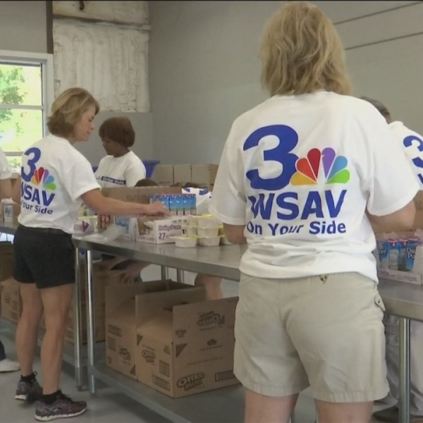 Nexstar Founder's Day of Caring 2018