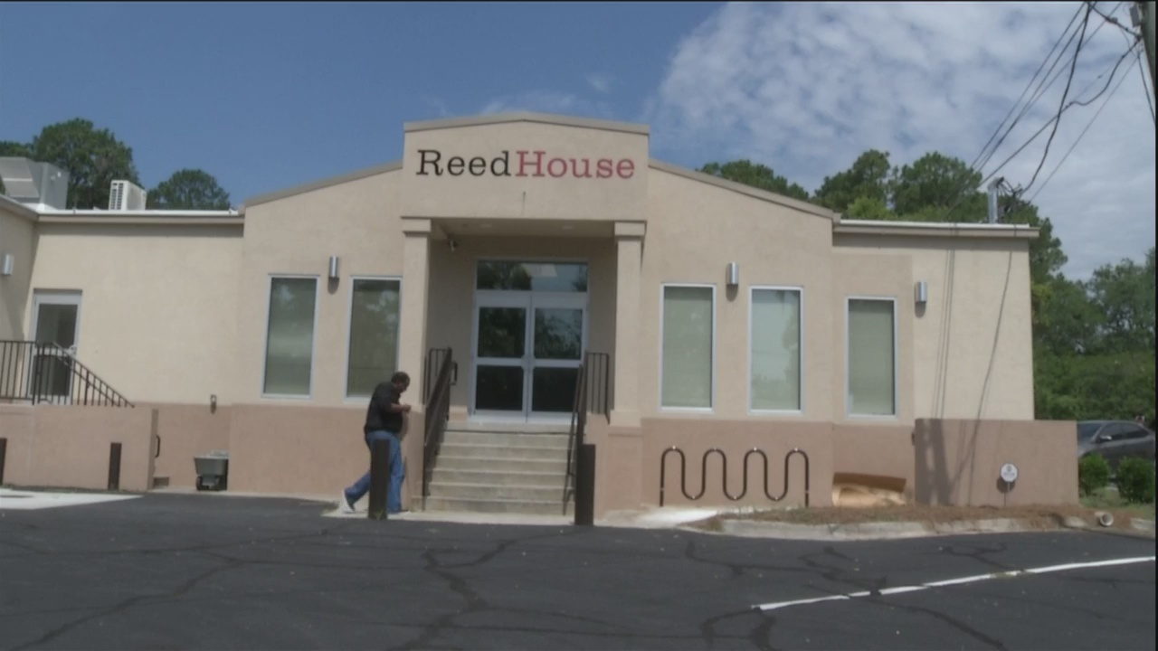 Reed House in a new home