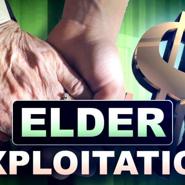 Senior Sweepstakes Scam