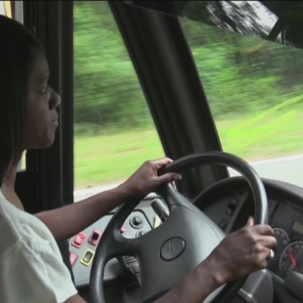 2018 Bus Driver of the Year