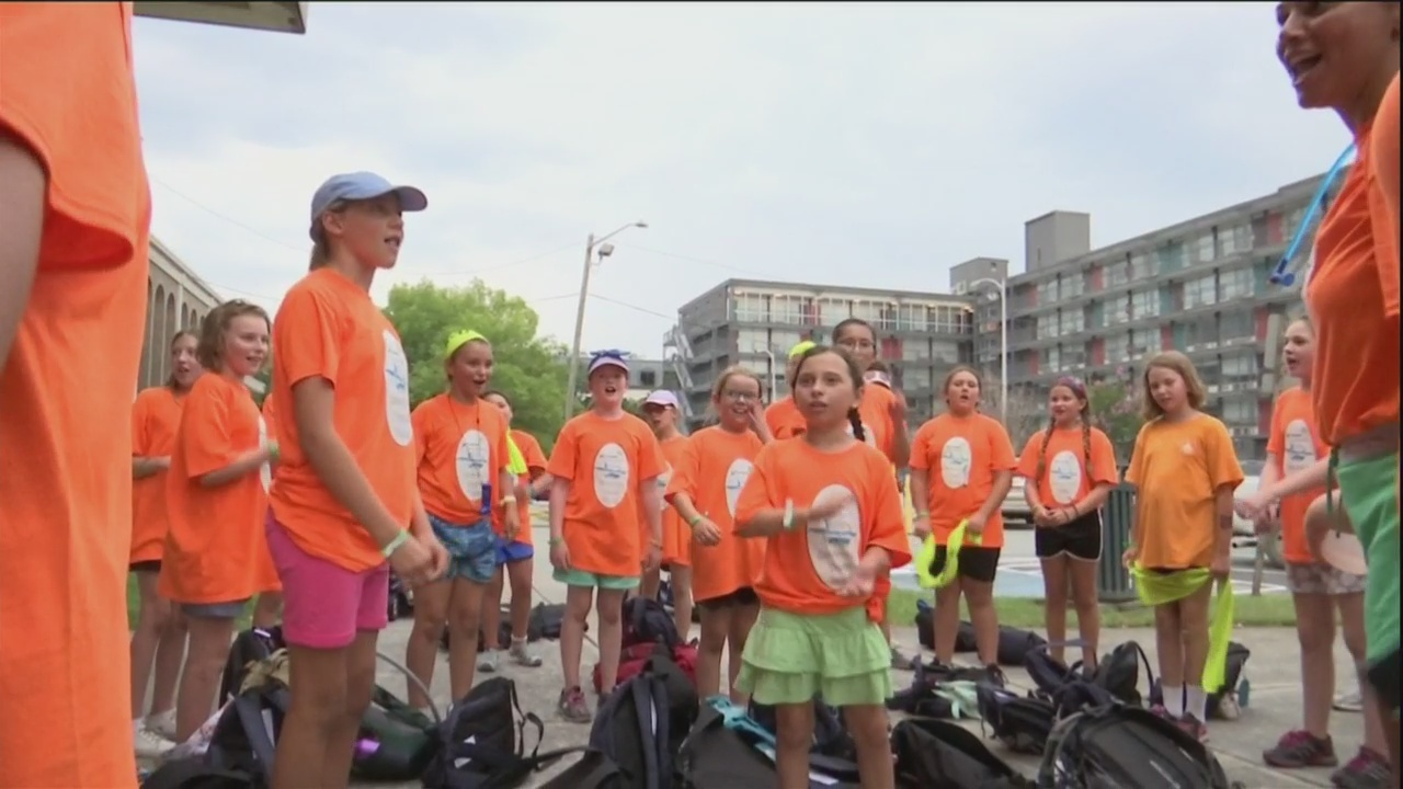 QUESTFEST: Girl Scouts from 28 states flock to Savannah