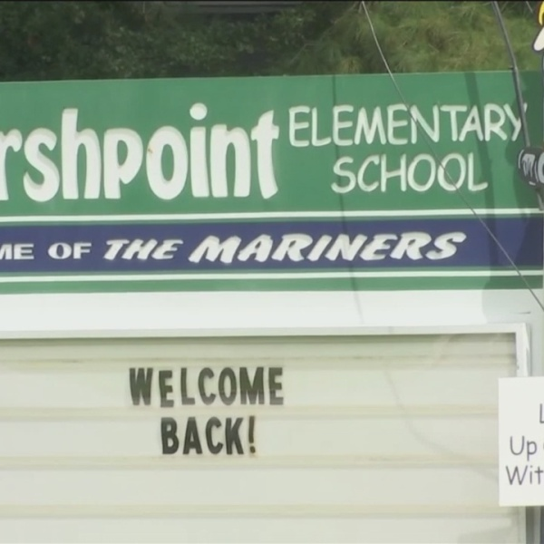 Back to School: Marshpoint Elementary