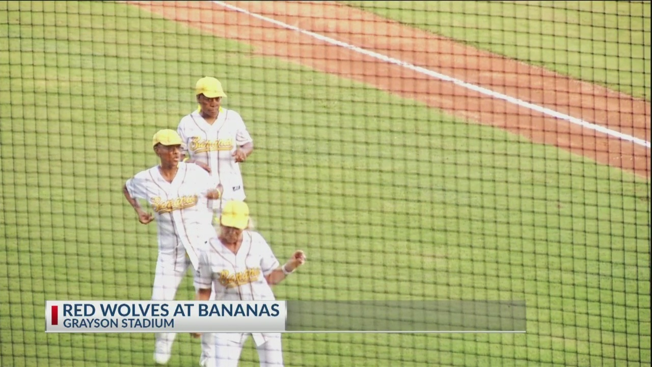 Bananas clinch playoff home field advantage, win regular season finale