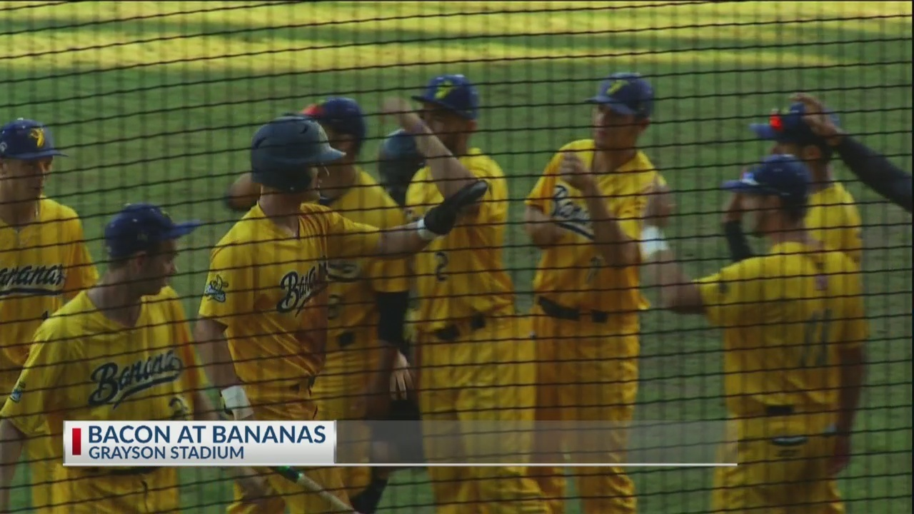 Bananas knock out Bacon in first round of Petitt Cup Playoffs