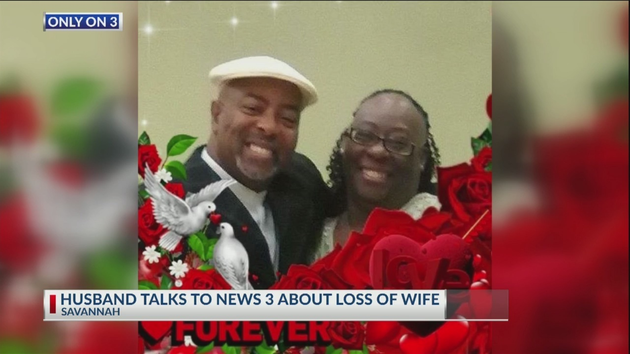 Husband of fire victim speaks only to News 3 about the tragedy