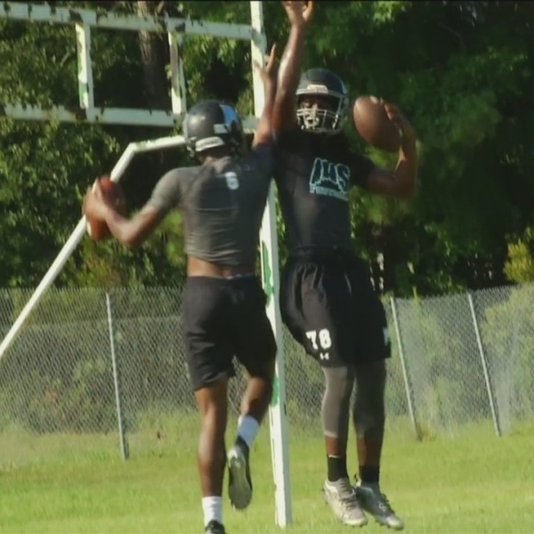 Islands wide receivers set for breakout year