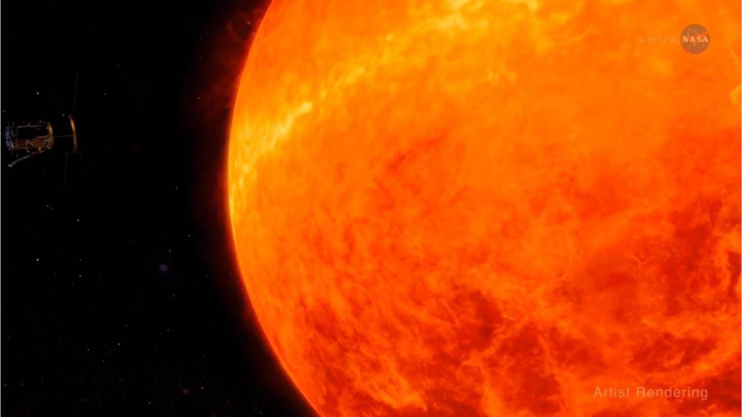 NASA is on a mission to 'touch the sun'