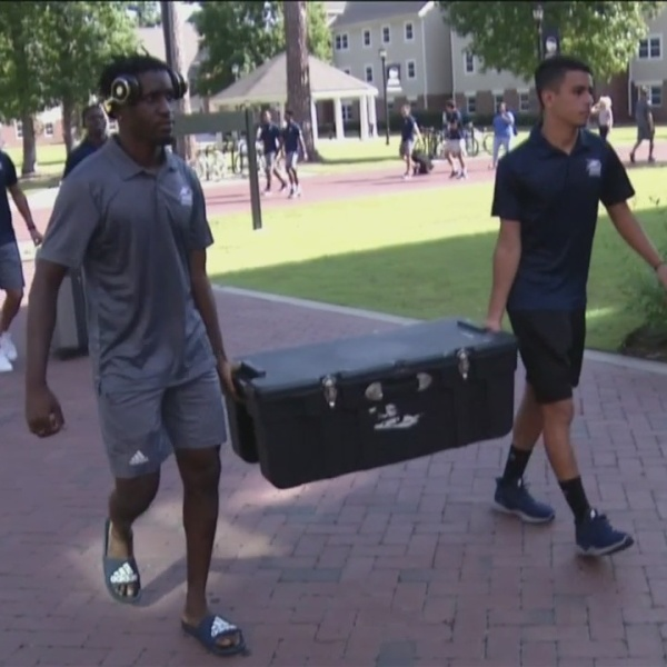Operation Move-In at Georgia Southern