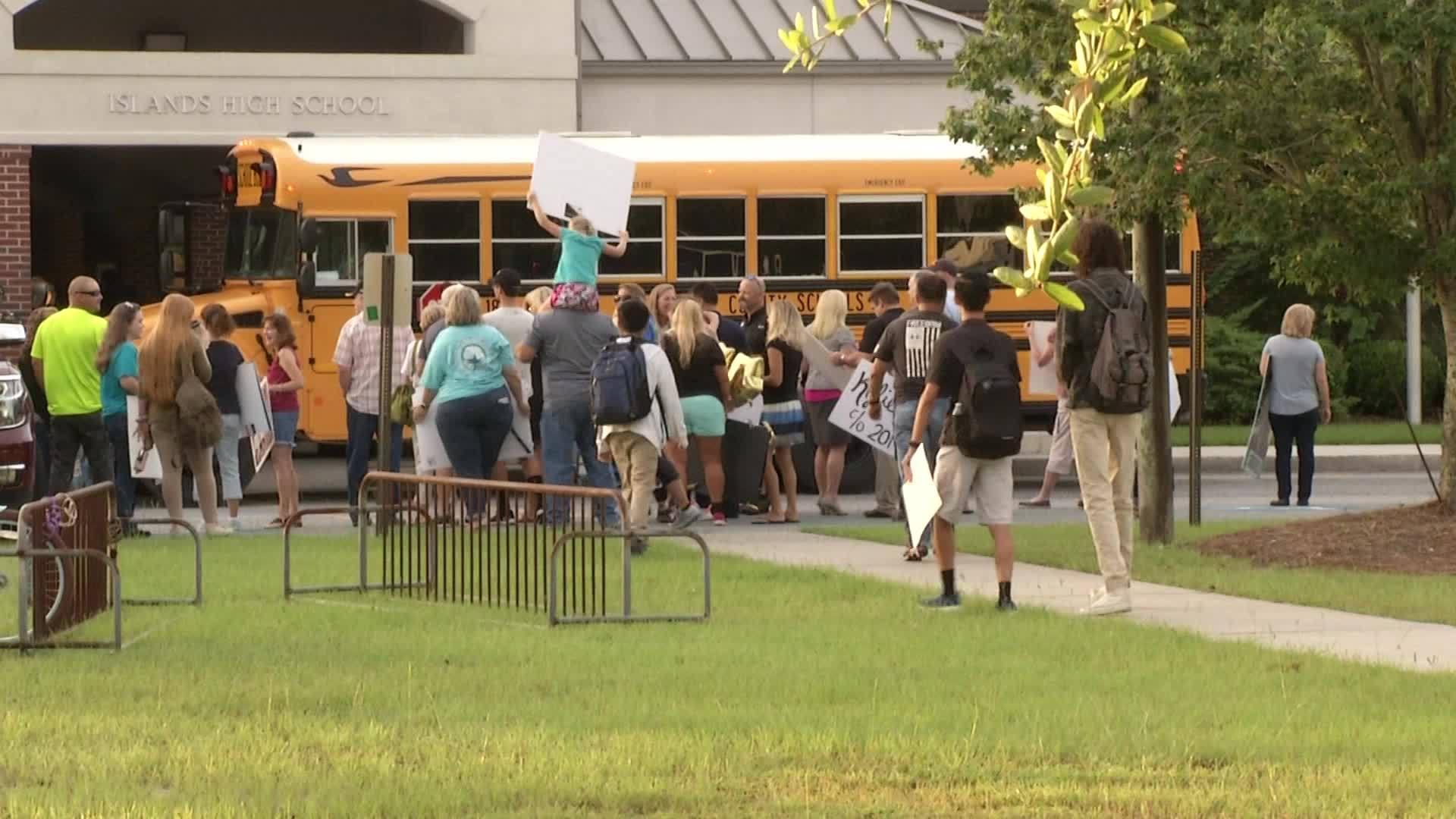 Seniors head back to school
