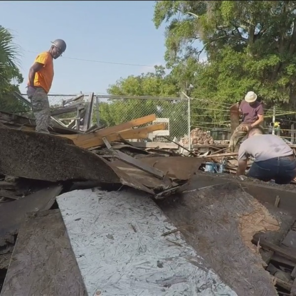 The local nonprofit saving 200-year-old building materials by hand