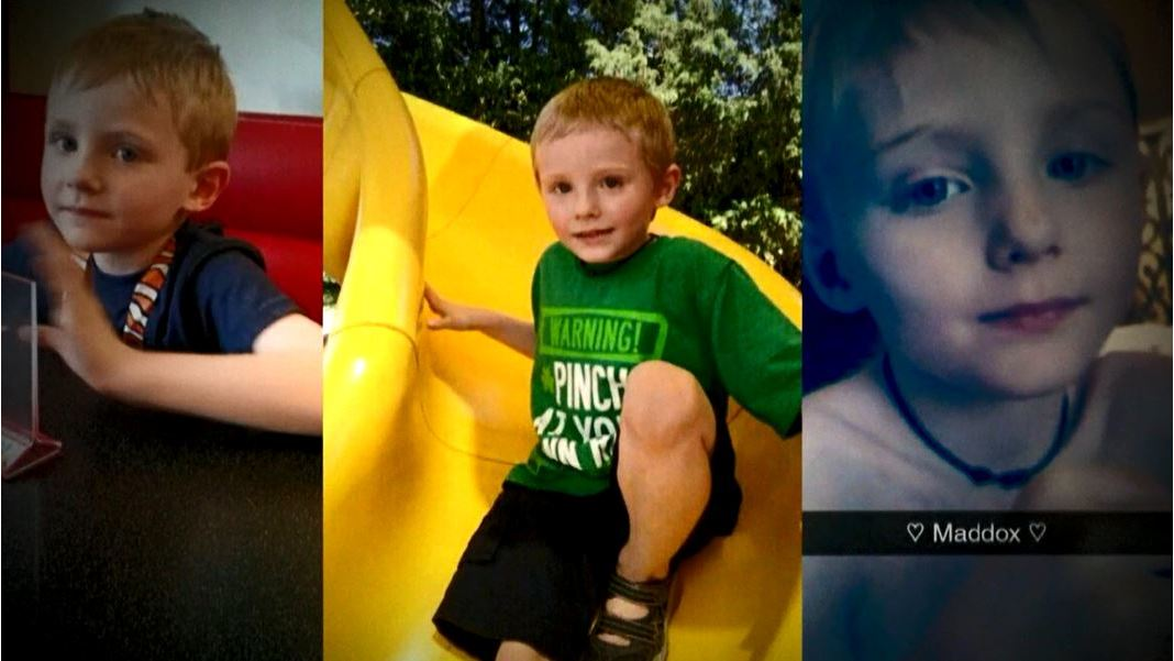 Body of Maddox Ritch believed to have been found